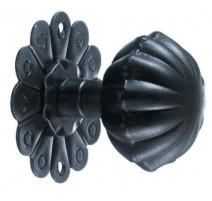 Kovaná koule na rozetě model 2116