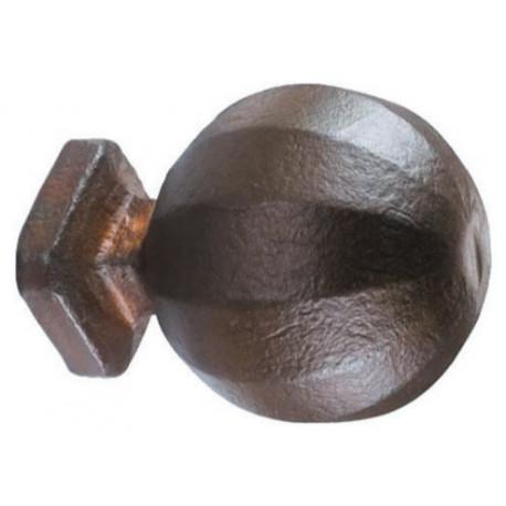 Kovaná koule na rozetě model 2080