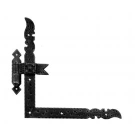 Kovaný rohový pant model 560