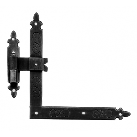 Kovaný rohový pant model 96