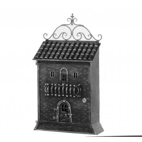 Kovaná poštovní schránka model 868