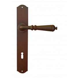 Kovaná klika na dveře model 2700