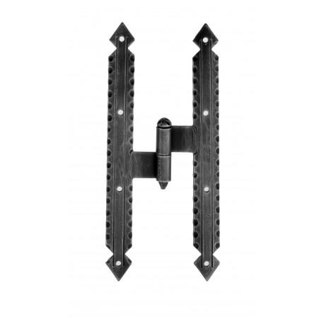 Kovaný zpevněný pant model 1012