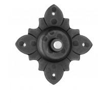 Kovaná krytka na zvonek model 1069