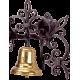Kovaný zvonek na zeď model 3022