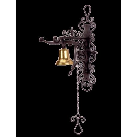 Kovaný zvonek na zeď model 3024