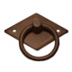 Kovaná nábytková úchytka kruhová model 028