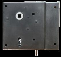 Kovaný zámek model 5820