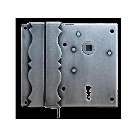 Kovaný zámek na dveře/vrata/bránu model 5800DEK