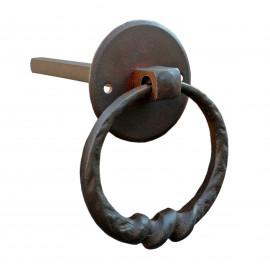 Kovaná kruhová klika model 1837