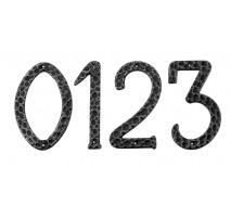 Kovaná domovní čísla model 894