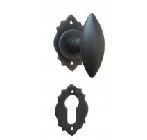 Kovaná klika ke dveřím model 1843