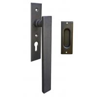 Kovaná okenní klika pro HS portál model 2508