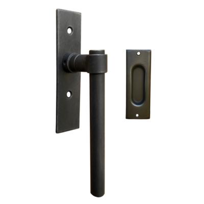 Kovaná okenní klika pro HS portál model 2507
