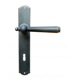 Kovaná klika na dveře model 2900