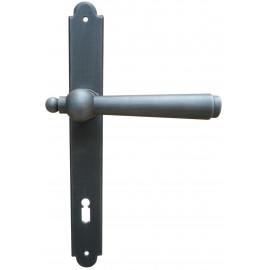 Kovaná klika na dveře model 2921