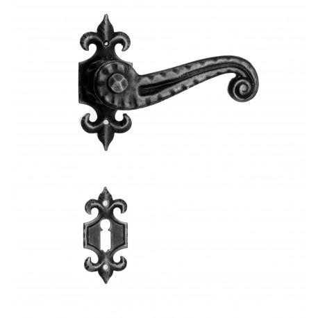 Kovaná klika model 1821