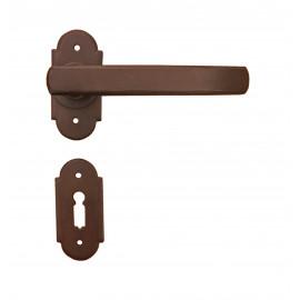 Kovaná klika ke dveřím model 1811