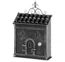 Kované poštovní schránky a dveřní prohozy